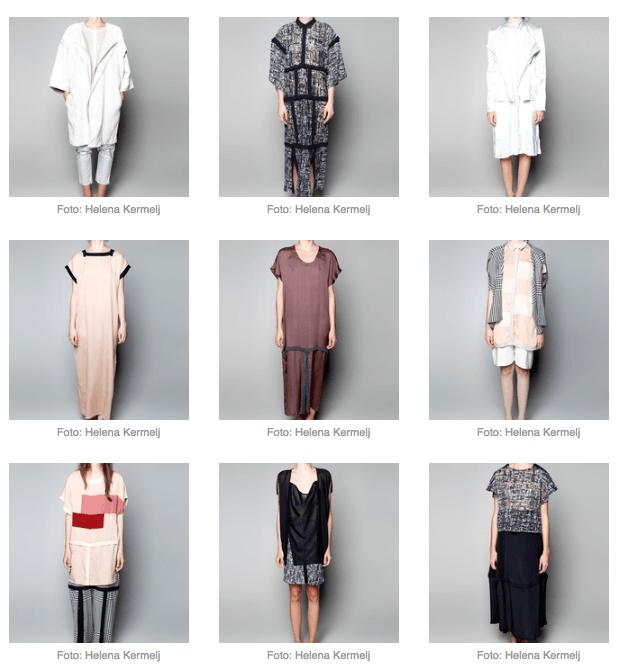 Lookbook Elle 2015
